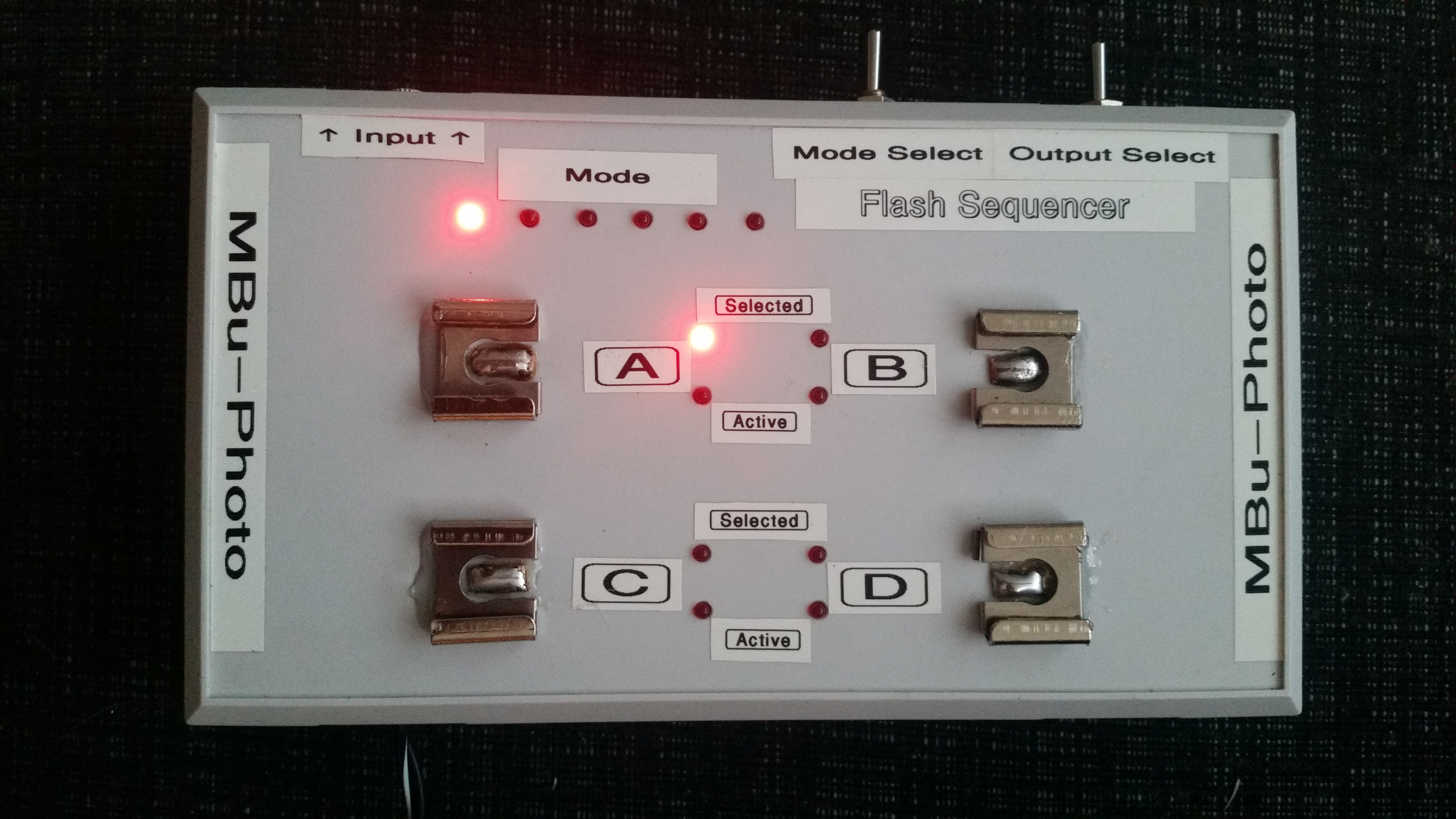 Flash Sequencer